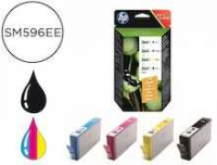Pack cartuchos inkjet Hp 364 XL Negro + Tricolor