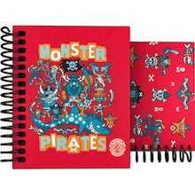 Cuaderno A7 European Katuki Monster Pirates