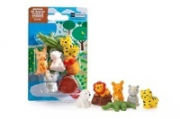 Blister gomas puzzle Iwako-MR Safari