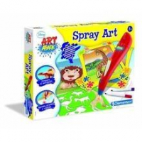 Art Attack Spray Art