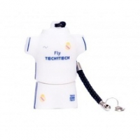 Pendrive 16GB Tech one Tech USB 2.0 Real Madrid